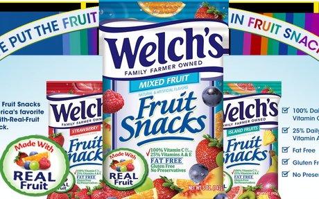Fruit Snacks   Welch's® Fruit Snacks