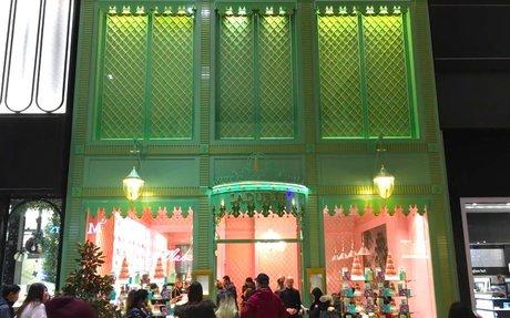 Ladurée Opens 1st Toronto Storefront [Photos]