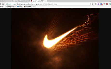 Nike. Just Do It