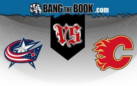 Columbus Blue Jackets vs. Calgary Flames Free Pick 3/4/20 - BangTheBook.com