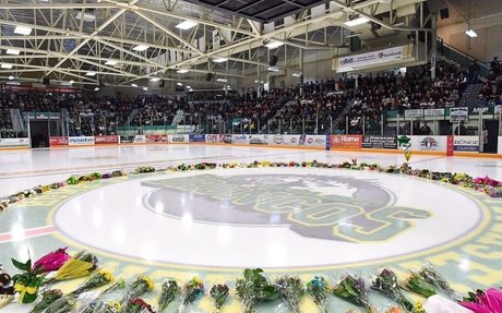 Humboldt Broncos face off against their own league in trademark fight over #HumboldtStrong