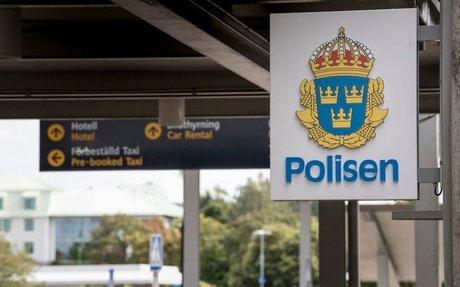 """Gränspolischef efterlyser fler förvarsplatser: """"Jag får ont i mitt polishjärta när vi tvin"""