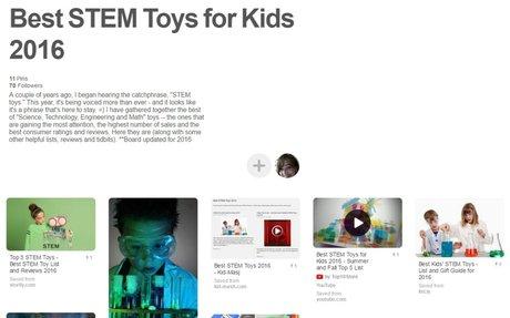 Best STEM Toys for Kids 2016