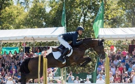 Showjumping: Big Win for Kent Farrington at New Albany Classic