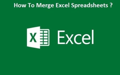 How To Merge Excel Spreadsheets?