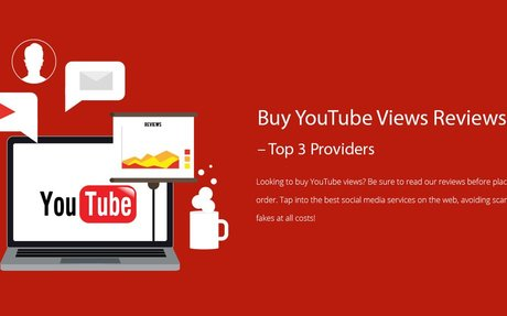 Buy YouTube Views Review | elink