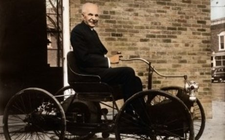 1900 - henry ford