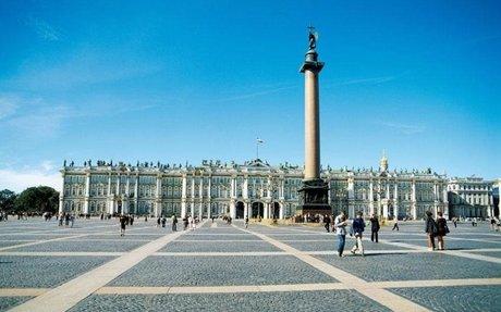 St Petersburg attractions