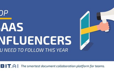 Top SaaS Influencers You Need To Follow This Year - Bit Blog