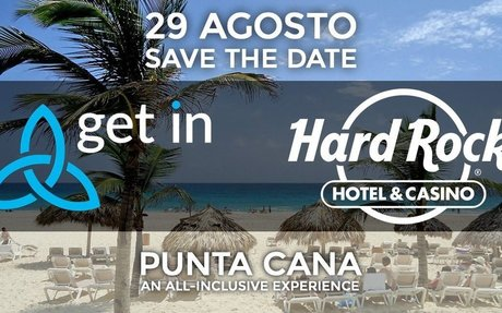 GET in llega a Punta Cana