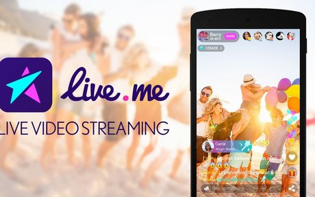 Live.me Official Website