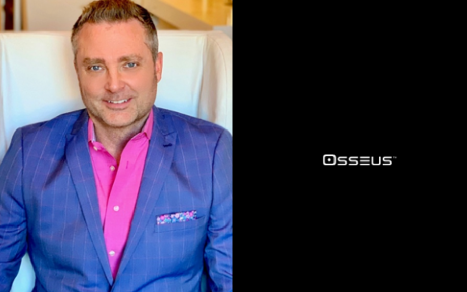 Osseus cofounder, CFO Rob Pace appointed CEO