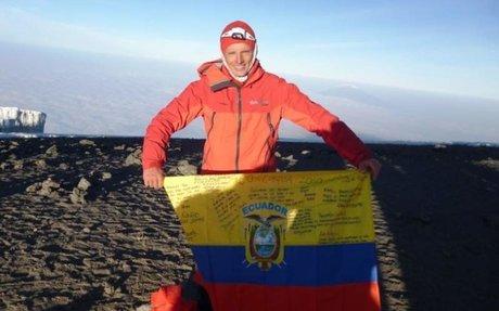 Karl Egloff impone un nuevo récord de speed climbing en el Aconcagua (Video)