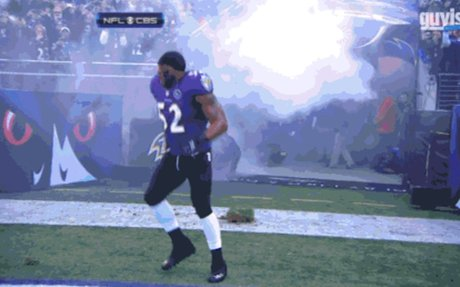 Ray Lewis shares the origins of his 'squirrel' dance
