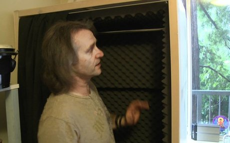 Building a Vocal Booth for an Apartment