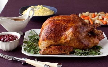 World's Simplest Thanksgiving Turkey