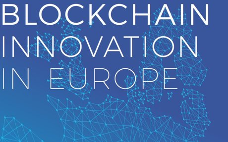 2018-08 EU Report: Blockchain Innovation in Europe