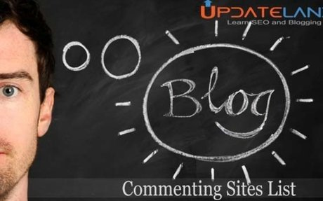 High PR Dofollow Blog Commenting Sites List For SEO (Free)