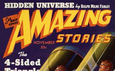 amazing stories comix archive