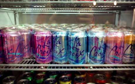 LaCroix crazy: Chicago's tech employees addicted to fizzy beverage