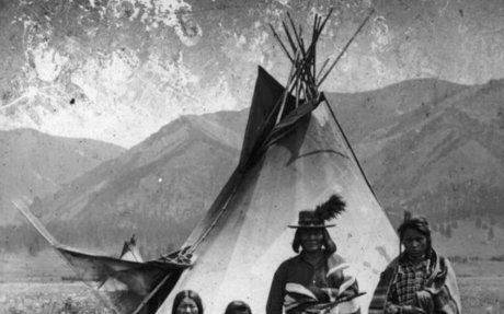 Apache tribe tipi (Housing)