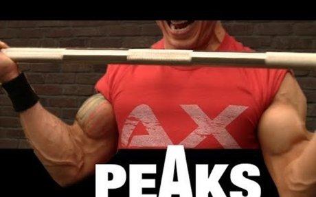 Biceps Peaks - 5 Best Ways to Build Them! (BOULDERS)