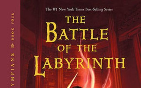 Rick Riordan  (Author of The battle of the labyrinth)