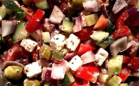 Eredeti görög saláta | NOSALTY