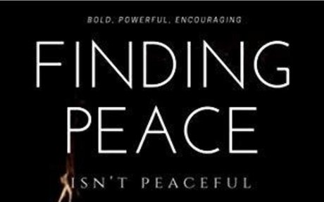 Finding Peace Isn't Peaceful: Overcoming the Struggle Within to Heal My Soul - Kindle edit