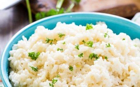 Parmesan Rice - Spicy Southern Kitchen