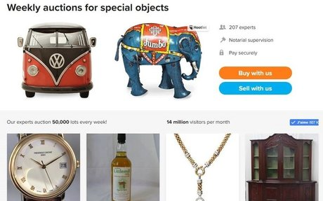 Europe's fastest growing online auction house, featuring a wide range of special object...