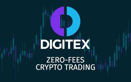 ZERO-FEE Crypto Trading + Win 100,000 DGTX Tokens!
