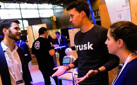 Carrefour part à la chasse aux start-up
