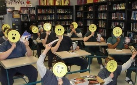 Students in alternative settings discover the power of reading | On Our Minds