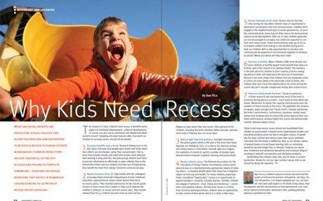 Why Kids Need Recess   Children's Health & Wellness
