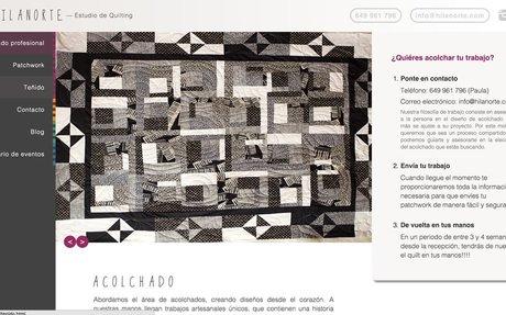 Hilanorte • Estudio de quilting