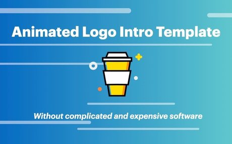 Animated Logo Intro Template By Lee Launches