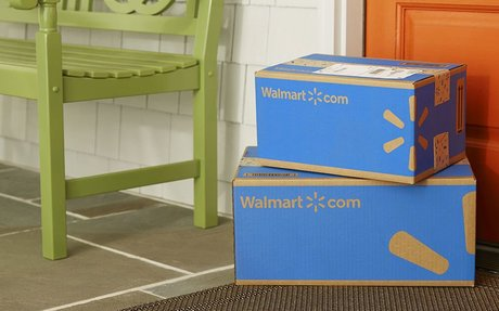 TECH // Walmart in China is testing same-day grocery delivery via WeChat