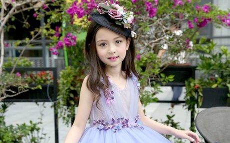女童夏装连衣裙儿童装蓬蓬公主裙新款夏季裙子中大童气质淑女童装