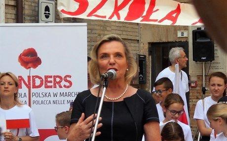 Anna Maria Anders a Loreto