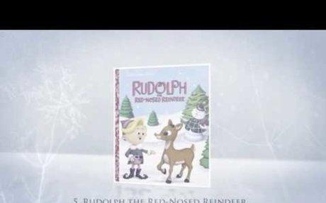Best Christmas Books for Kids - 2016 Top 5 List