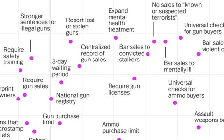 How to Reduce Mass Shooting Deaths? Experts Rank Gun Laws