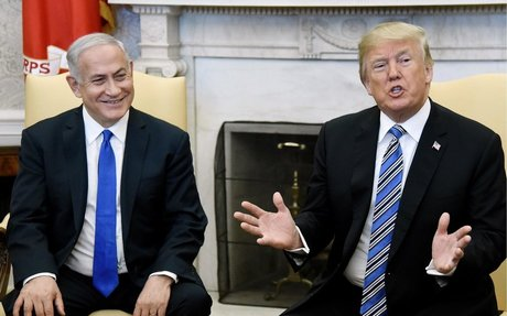 Donald Trump says his controversial decision to recognise Jerusalem as Israel's capital wa