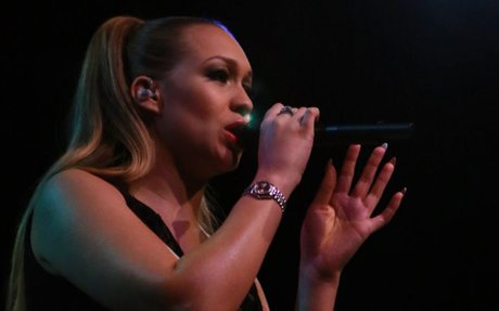 Singer Rebecca Ferguson wants to sing protest song at Trump's inauguration