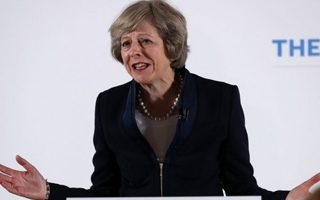 May to reveal grammar plan details