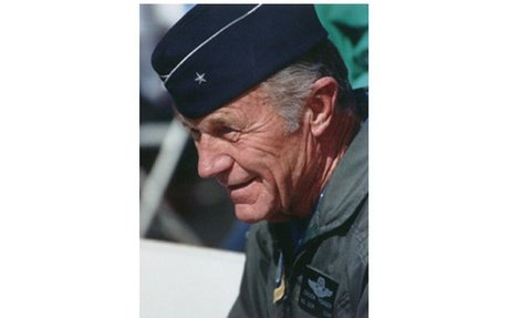 7. Chuck Yeager: First Person to Break the Sound Barrier