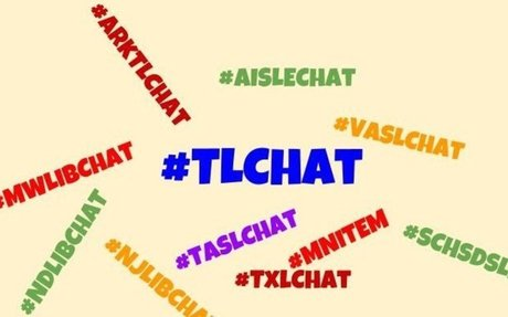 School Library Live Twitter Chats Are Cropping Up All Over!