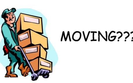 Registrar's Moving Notice