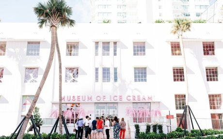 RETAIL // HOW MUSEUM OF ICE CREAM GIVES CUSTOMERS A TASTE FOR EXPERIENTIAL RETAIL