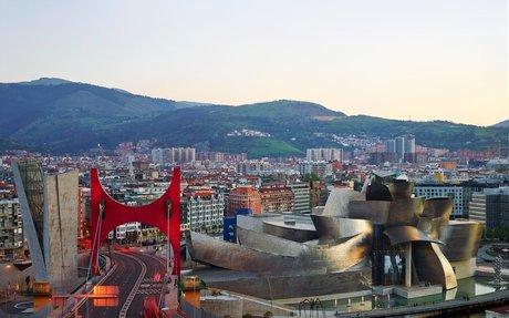 Le Guggenheim de Bilbao, à 20 ans, fait toujours recette